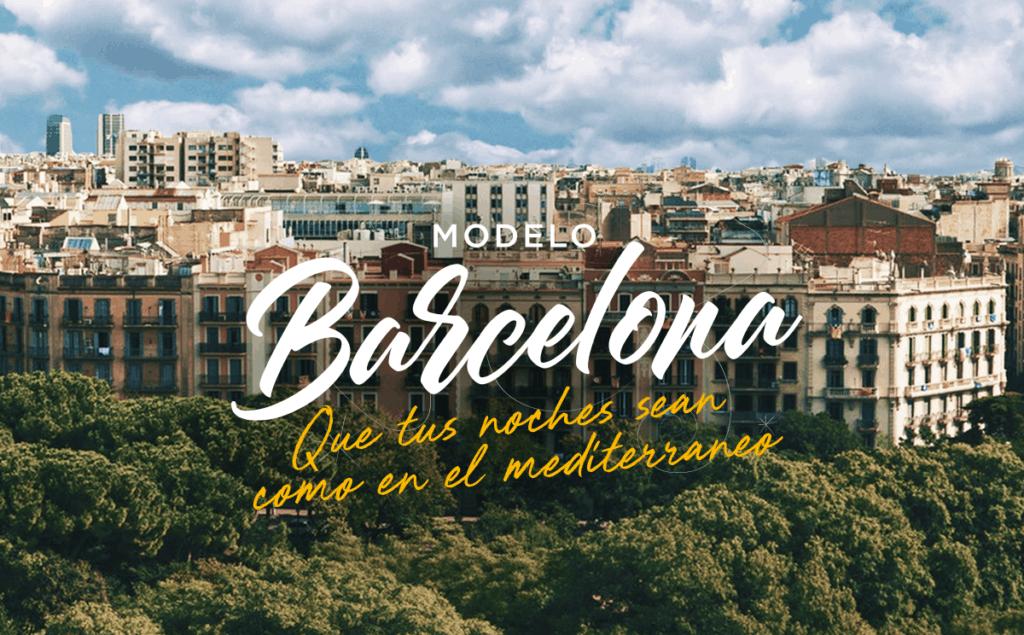 Imagén modelo Barcelona de Flex
