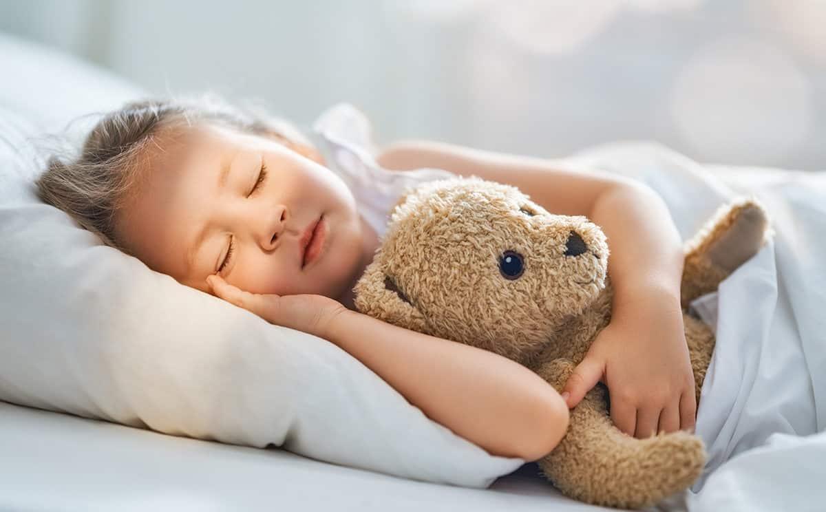 buen dormir niños